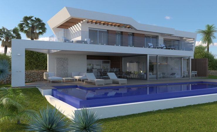 Luxury Villa With Sea Views – Walking Distance to Amenities