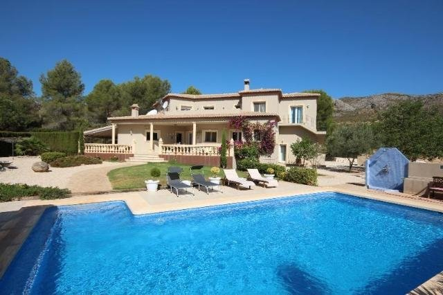 Spain property for sale in Valencia, Lliber-Jalon Valley