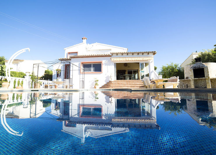 5 Bed Villa for Sale in Calpe