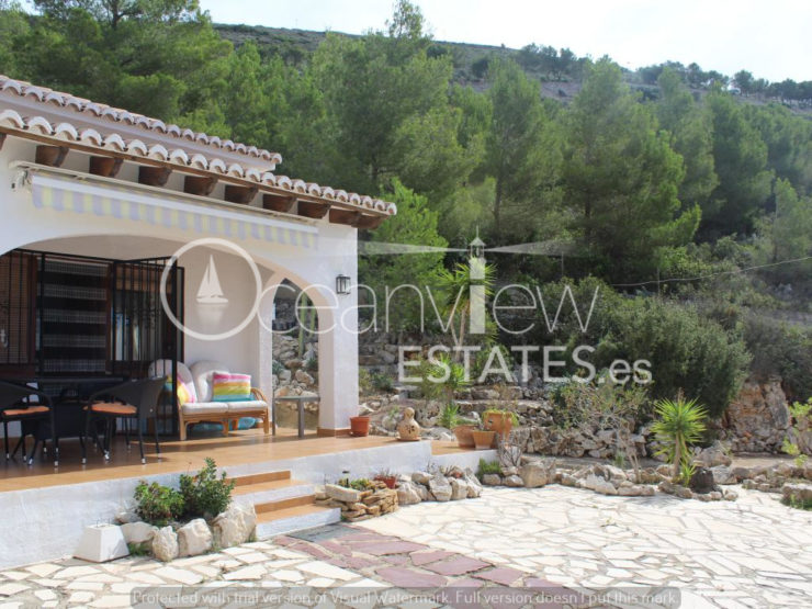 Bungalow in Moraira
