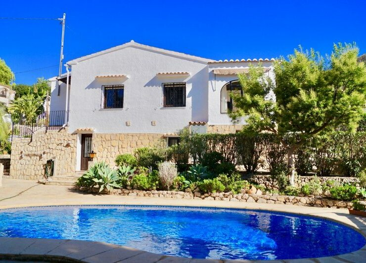 Villa with Sea Views for sale in Montemar