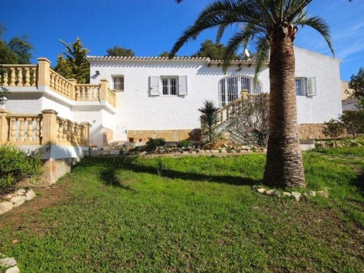 3 bed 3 bath vIlla In Javea walkIng dIstance to amenItIes wIth pool, Spain