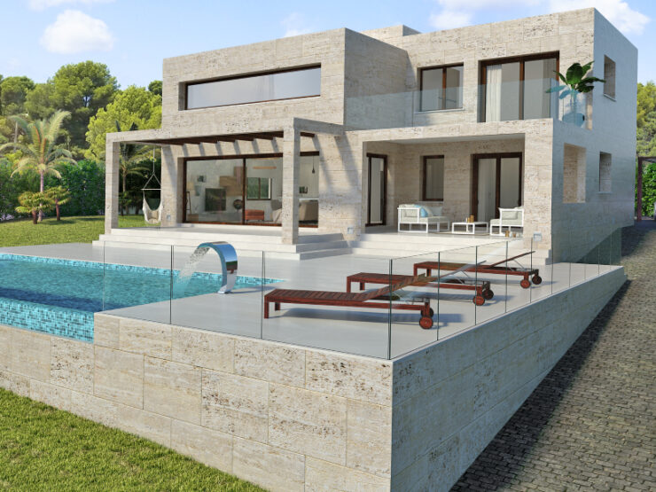 Brand New 3 Bedroom Villa in Javea