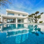 Fantastic New Modern 4 Bed Villa With Sea Views on the Benissa Costa