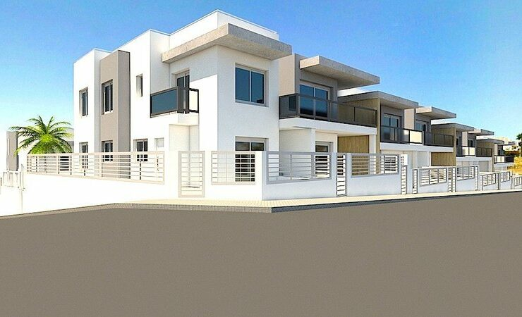New Development of High Spec Modern 3 Bed Apartments In Benijofar