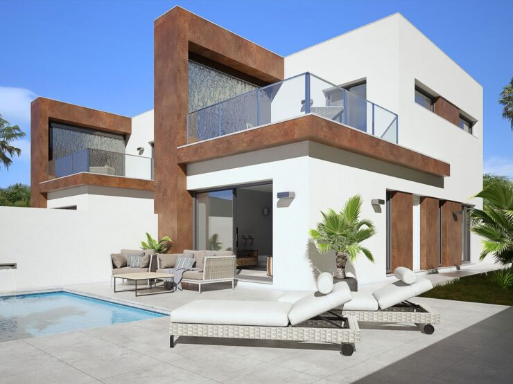 Fantastic Value New 3 Bed Villa With Pool From 205,000€