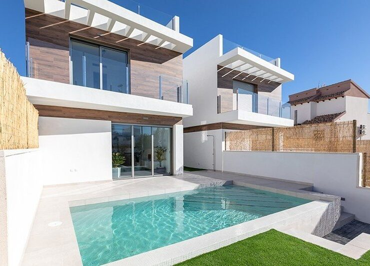 Brand New 3 Bed 3 Bath  Villa in Villamartin