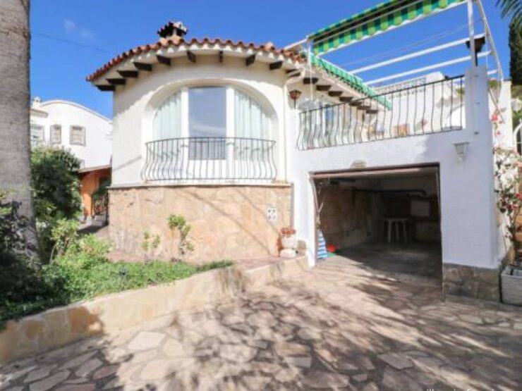 Absolute Bargain Villa In Moraira