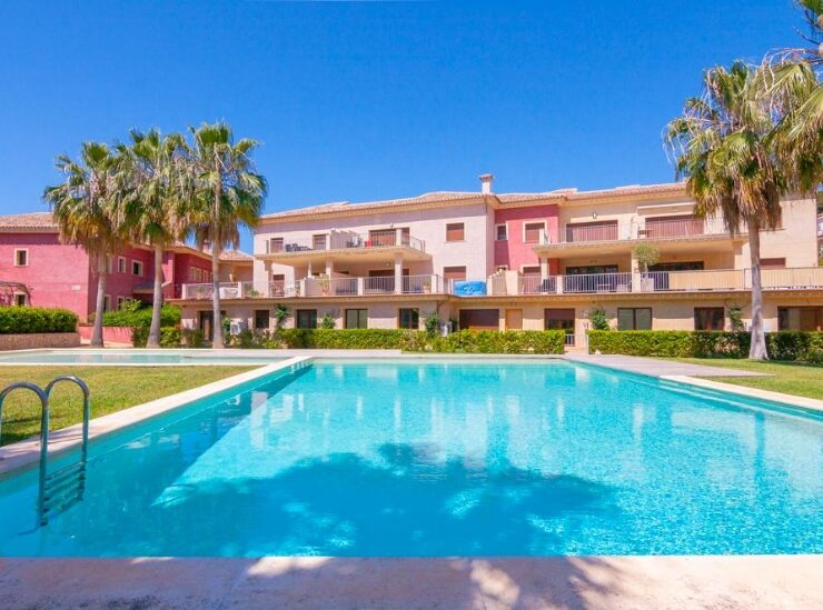 Luxury 3 Bed Penthouse on the Benissa Costa