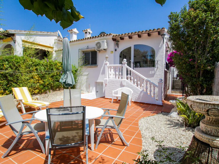 Beautiful detached villa within a short drive to Moraira