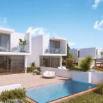 10 New Semi-detached3 Bed Villas in the Exclusive area of EL Portet,  Moraira.