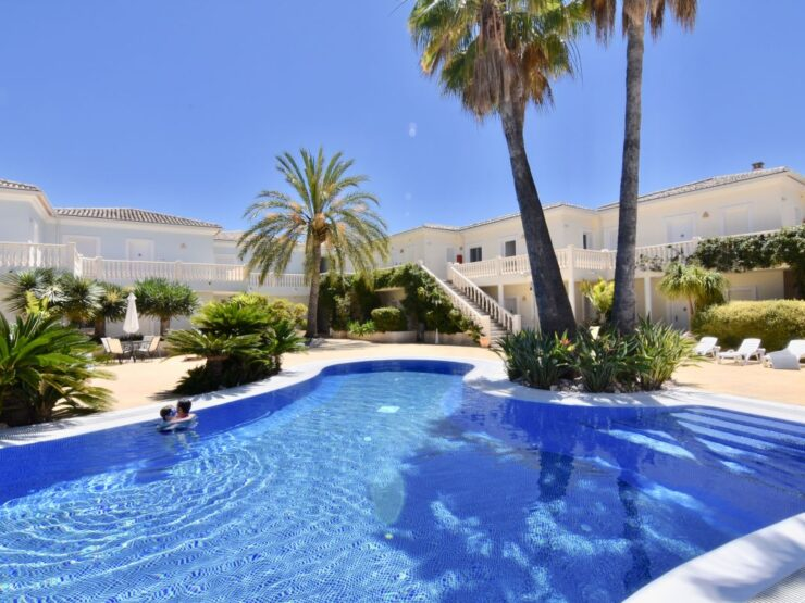 Absolute Luxury 2 Bed Apartment Close To The Beach in La Fustera, Benissa Costa