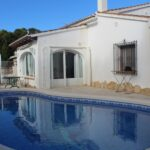3 Bed Villa With Pool Walking Distance to Moraira and Local Amenities