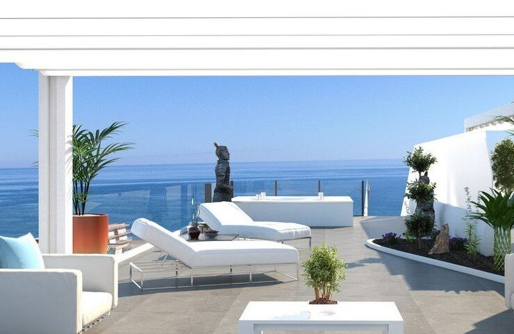 The Ultimate Luxury 2 Bed Apartment Next To The Beach In Denia