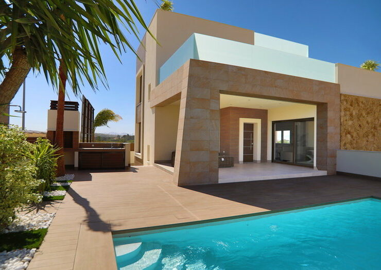 Brand New Luxury 3 Bed Villa With Private Pool   Benijofar