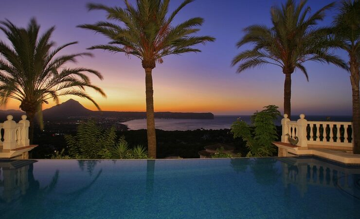 Luxury Villa with stunning sea views in Javea