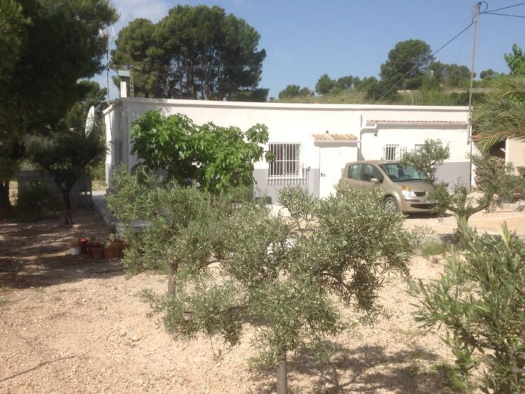 Lovely 3 Bed Reformed Finca in La Romana Costa Blanca South