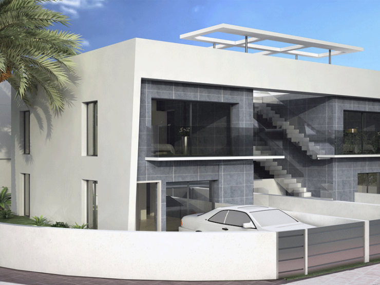 Brand New 3 Bed Apartment In Gran Alacant