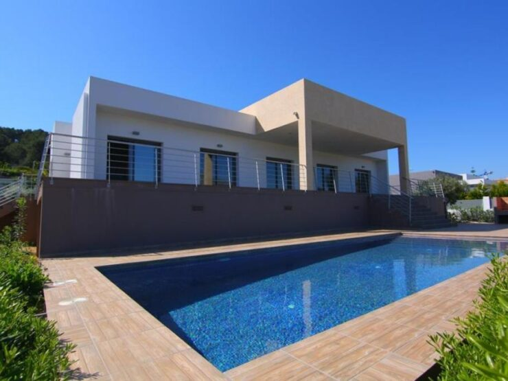 Brand New 4 Bed Villa Key Ready In a Tranquil Area of Javea