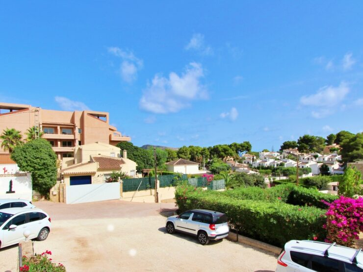 New Investment Project Close to Moraira Town